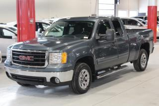 Used 2008 GMC Sierra 1500 WT Ext Cab for sale in Lachine, QC