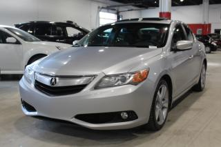 Used 2013 Acura ILX PREMIUM 4D Sedan at for sale in Lachine, QC