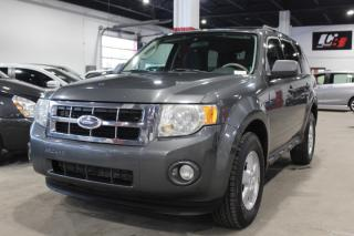 Used 2009 Ford Escape XLT 4D Utility FWD for sale in Lachine, QC