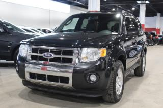 Used 2011 Ford Escape LIMITED 4D Utility 4WD V6 for sale in Lachine, QC