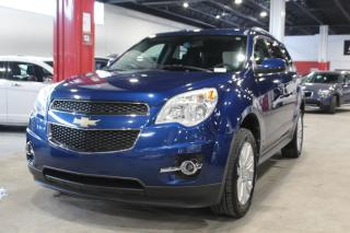 Used 2010 Chevrolet Equinox LT 4D Utility FWD for sale in Lachine, QC