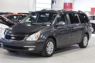 Used 2014 Kia Sedona LX 4D Wagon for sale in Lachine, QC