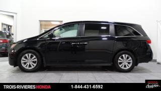 Used 2016 Honda Odyssey EX-RES + HOMELINK + GARANTIE 4/100 + BLU for sale in Trois-Rivières, QC