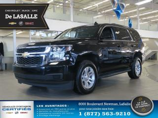 Used 2019 Chevrolet Tahoe LS, 4WD, for sale in Lasalle, QC