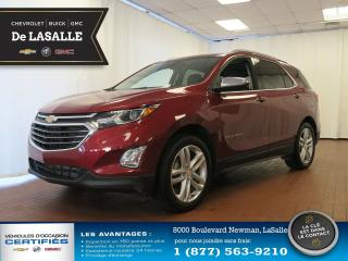 Used 2018 Chevrolet Equinox **Premier, AWD, CAMERA **Premier, AWD, CAMERA for sale in Lasalle, QC
