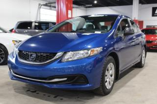 Used 2013 Honda Civic DX 4D Sedan 5SP for sale in Lachine, QC