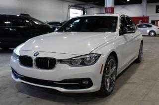Used 2016 BMW 3 Series 328D XDRIVE 4D Sedan for sale in Lachine, QC