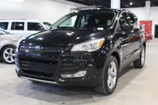 Used 2013 Ford Escape SE 4D Utility FWD for sale in Lachine, QC