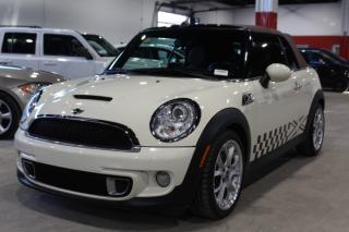 Used 2011 MINI Cooper S 2D Convertible for sale in Lachine, QC