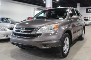 Used 2011 Honda CR-V EX 4D Utility 4WD for sale in Lachine, QC