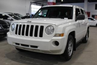 Used 2010 Jeep Patriot Sport 4D Utility for sale in Lachine, QC