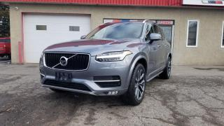 Used 2016 Volvo XC90 T6 Momentum POLESTAR, VISION PACK, NAV, for sale in Mirabel, QC
