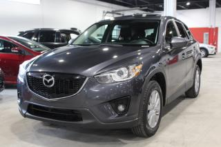 Used 2014 Mazda CX-5 GS 4D Utility AWD for sale in Lachine, QC