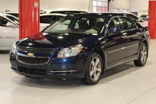 Used 2009 Chevrolet Malibu Hybrid 4D Sedan for sale in Lachine, QC
