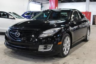 Used 2009 Mazda MAZDA6 GT 4D Sedan V6 for sale in Lachine, QC