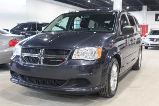 Used 2014 Dodge Grand Caravan SXT WAGON for sale in Lachine, QC