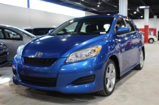 Used 2010 Toyota Matrix XR 4D Hatchback FWD for sale in Lachine, QC