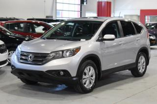 Used 2012 Honda CR-V EX-L 4D Utility 4WD for sale in Lachine, QC