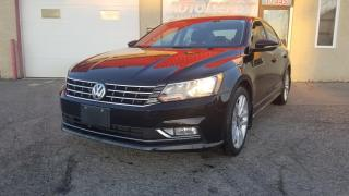 Used 2016 Volkswagen Passat 1.8 TSI Highline, SPORT PACK, NAV, TOIT, for sale in Mirabel, QC