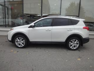 Used 2015 Toyota RAV4 LIMITED  for sale in Ste-Thérèse, QC