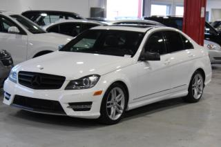Used 2013 Mercedes-Benz C-Class C300 4D Sedan 4MATIC for sale in Lachine, QC