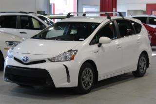 Used 2016 Toyota Prius V 5D Hatchback for sale in Lachine, QC
