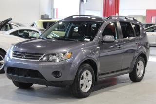 Used 2009 Mitsubishi Outlander ES 4D Utility for sale in Lachine, QC