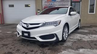 Used 2016 Acura ILX PREMIUM, TECH, AERO KIT, TOIT NAV, CUIR for sale in Mirabel, QC