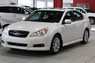 Used 2012 Subaru Legacy 2.5I TOURING 4D Sedan at for sale in Lachine, QC