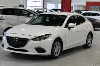 Used 2015 Mazda MAZDA3 GX 4D Sedan at w/AC for sale in Lachine, QC