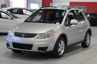 Used 2008 Suzuki SX4 JX 4D Hatchback for sale in Lachine, QC