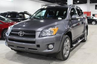 Used 2011 Toyota RAV4 SPORT 4D Utility 2WD for sale in Lachine, QC