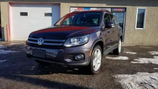 Used 2016 Volkswagen Tiguan 4MOTION COMFORTLINE for sale in Mirabel, QC