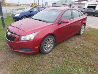 Used 2011 Chevrolet Cruze 4DR SDN ECO W-1SA for sale in L'Assomption, QC
