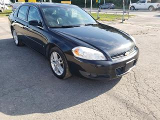 Used 2008 Chevrolet Impala 4dr Sdn LTZ for sale in L'Assomption, QC