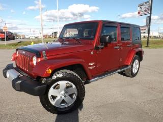 Used 2012 Jeep Wrangler 4WD 4dr for sale in Mirabel, QC