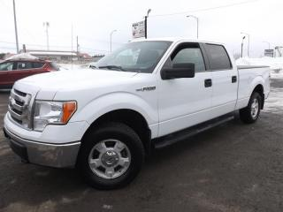 Used 2011 Ford F-150 4WD SuperCrew XLT for sale in Mirabel, QC