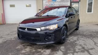 Used 2016 Mitsubishi Lancer ES, Air clim, gr Elect for sale in Mirabel, QC