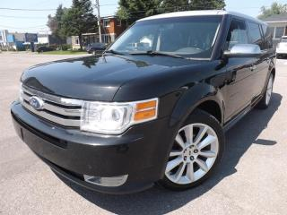 Used 2011 Ford Flex Limited AWD for sale in Mirabel, QC