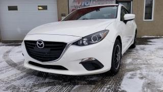 Used 2015 Mazda MAZDA3 GX SPORT, CONVENIENCE PCK, A/C, AUTO for sale in Mirabel, QC