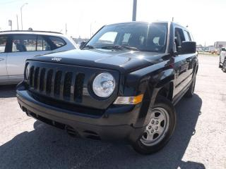 Used 2011 Jeep Patriot North 4X4 for sale in Mirabel, QC