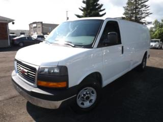 Used 2013 GMC Savana CARGO RWD 3500 155 for sale in Mirabel, QC