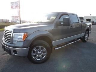 Used 2010 Ford F-150 Cab SuperCrew 4RM XTR  XLT for sale in Mirabel, QC