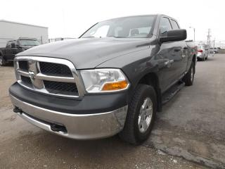 Used 2011 RAM 1500 AWD QUAD CAB 140.5 for sale in Mirabel, QC