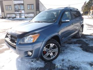 Used 2009 Toyota RAV4 4 portes, 4 roues motrices V6 Sport for sale in Mirabel, QC