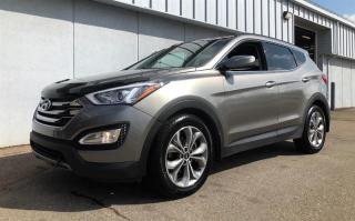 Used 2016 Hyundai Santa Fe Sport Limited for sale in Dolbeau-Mistassini, QC