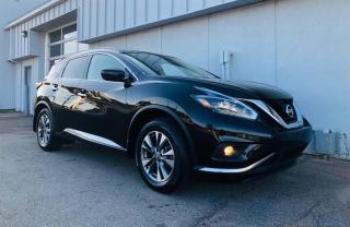 Used 2018 Nissan Murano SV for sale in Dolbeau-Mistassini, QC