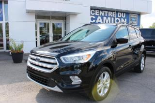 Used 2018 Ford Escape SEL ECOBOOST. CUIR. SYNC3. for sale in Lachute, QC
