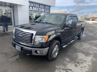 Used 2010 Ford F-150 Cab SuperCrew 4RM 145 po XLT for sale in Lachute, QC