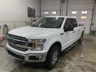 Used 2018 Ford F-150 XLT SUPERCREW XTR, BOITE 6.5 PI for sale in Lachute, QC